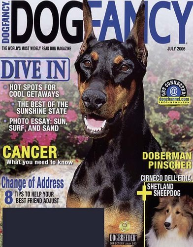 Dog Fancy Magazine $6.99 Per Year