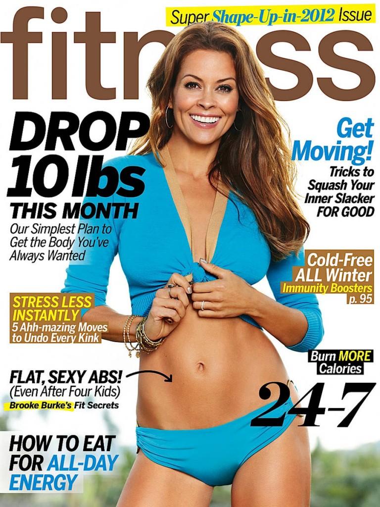 Fitness Magazine $4.29 Per Year