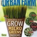 Urban Farm Magazine Subscription Only $4.50