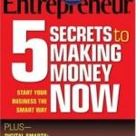 Entrepeneur Magazine $4.29 Per Year