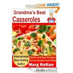 Free Kindle Cookbook: Grandma's Best Casseroles