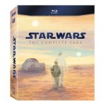 Star Wars: The Complete Saga on Blu-ray for $78.99 (Today Only)