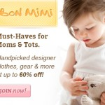 Bon Mimi: Great Sales for Kids 0-5