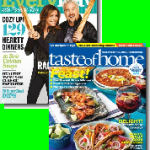 Taste of Home & Everyday with Rachael Ray for $7.99 Per Year