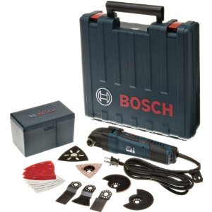 Bosch MX25EK-33 120-Volt 33-Piece Oscillating Tool Kit $134.99 (down from $359)