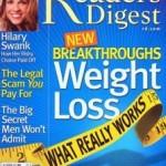 Reader's Digest $3.99 Per Year