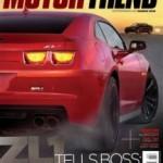 Motor Trend Magazine $3.99 Per Year