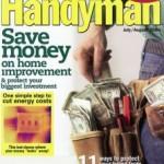 Family Handyman Magazine $4.99 Per Year
