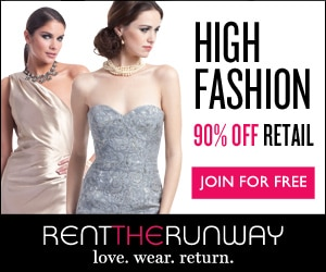 Rent the Runway: Wear Designer Dresses at a Fraction of the Cost