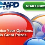 NPD Group: Take Surveys, Win Prizes