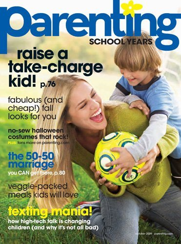 Parenting (School Years) Magazine: 2 Years for $5.99