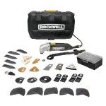 Rockwell RK5108K SoniCrafter 100-Piece Super Professional Kit $131.99