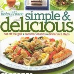 Simple & Delicious Magazine $8.99/Year {62% Off}