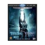 Tron: Legacy & Tron: The Original Classic Five Disc Combo $37.49
