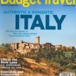 Budget Travel Magazine $4.29 Per Year
