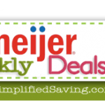 Meijer Weekly Deals: 9/2 – 9/8