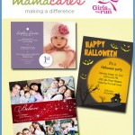 $40 of Holiday Cards, Invitations, & Announcements for $18