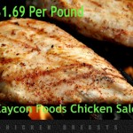 Zaycon Foods: 100% Natural Chicken Breasts $1.69/Pound