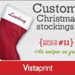 Custom Christmas Stockings $7.99 Shipped
