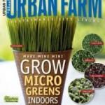 Urban Farm Magazine $4.50 Per Year
