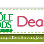 Whole Foods Deals 10/24 -10/30
