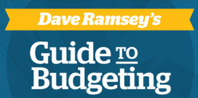 Free: Dave Ramsey's Guide To Budgeting