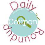 Daily Coupon Roundup