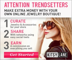 Make Extra Money with an Online Jewelry Boutique