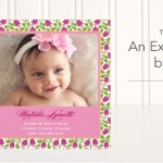 Vera Bradley Stationery at Tiny Prints {Plus 20% Off Your Purchase}