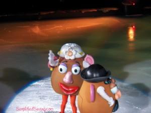 Mr & Mrs. Potato Head