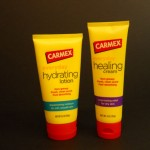 Carmex Lotion and Cream {Review & Giveaway}