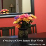 Creating a Chore System That Works