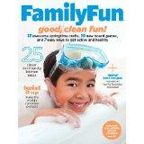 Family Fun Magazine Only $3.99