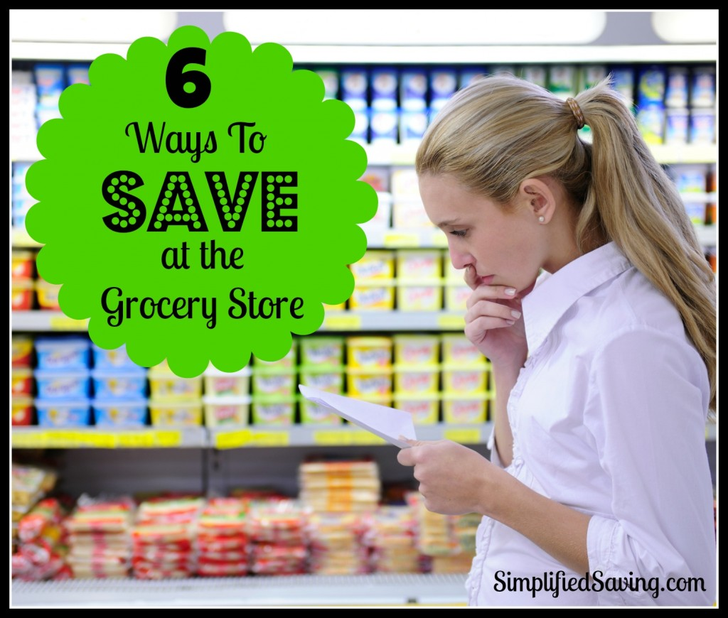 6 Ways to Save at the Grocery Store Without Using Coupons