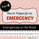 How to Prepare For An Emergency On The Road