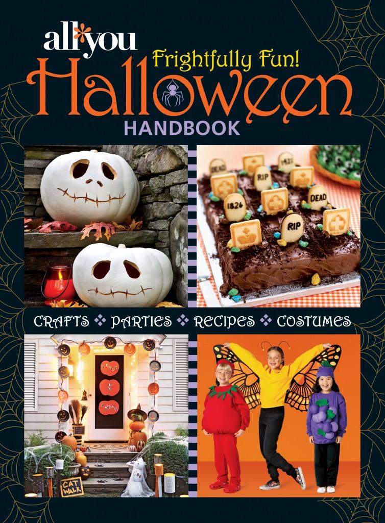 All You Frightfully Fun Handbook {Giveaway}