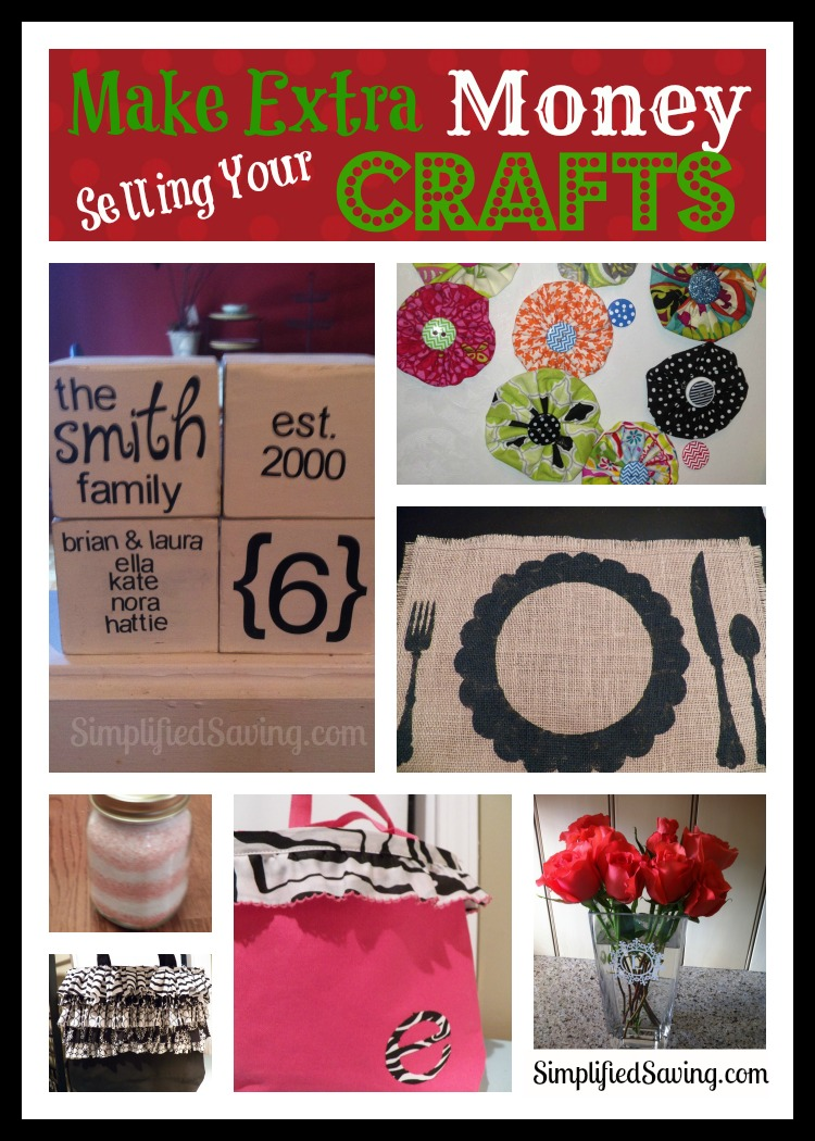 Make Extra Money For Christmas Selling Crafts ...