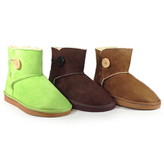 Sherpa-Lined Ankle Boots $16.99