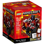 LEGO Minecraft Micro World The Nether Building Set $34.97