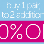 Crocs: Buy 1, Get Up to 2 Additional for 50% Off