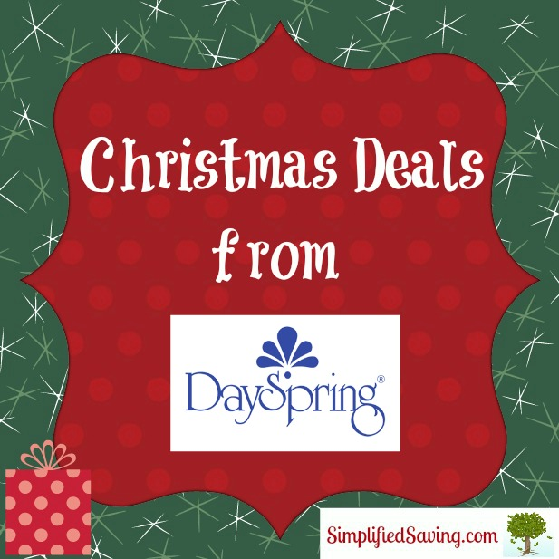 Hot Deals from DaySpring