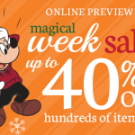 Disney Magical Week Sale: Lots of Gifts for $10 or Less