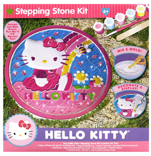 Hello Kitty Stepping Stone $4.94