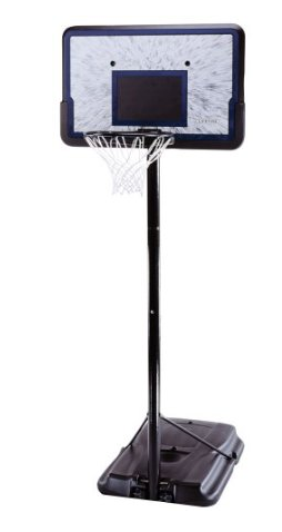 Lifetime ProCourt Height Adjustable Basketball System $99