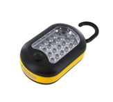 27 LED Superbright Worklight/Flashlight with Built in Hook Hanger and Magnet $3.88