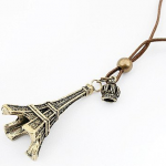 Vintage Eiffel Tower Pendant with Chain Only $.80 Shipped {Stocking Stuffer}