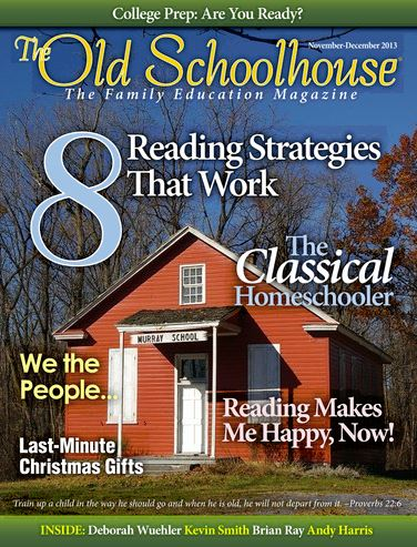 The Old Schoolhouse Magazine Review