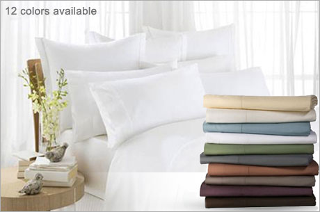 Cyber Savings: $29 for a four-piece Egyptian Comfort 1600 thread count sheet set