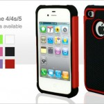 $5 for an Armor Hybrid Shockproof Case for iPhone 4, 4S, 5 and 5s