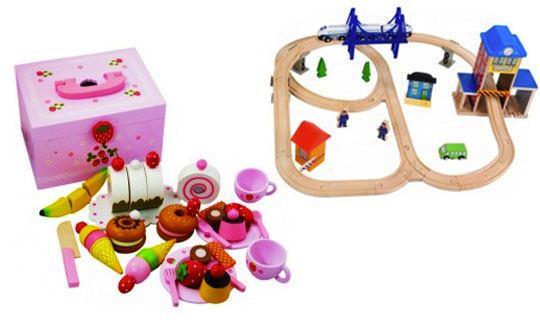 DIY Kids Wooden Learning Toys Starting at $6